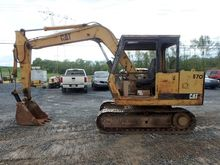 1988 CATERPILLAR E70B tracked e