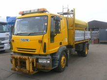 IVECO 180 gritter by auction
