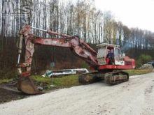 1992 O&K RH9 tracked excavator