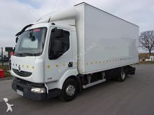 2011 RENAULT Midlum closed box