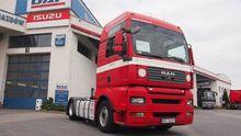 2007 MAN TGA 18.440 XXL tractor