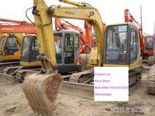 2009 KOMATSU PC70 tracked excav