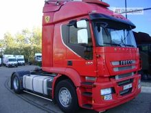 Used 2009 IVECO STRA