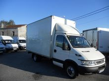 2005 IVECO DAILY 50C14 closed b