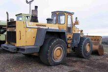 HANOMAG 77D wheel loader for pa