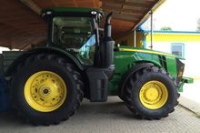 2016 JOHN DEERE 8320R wheel tra