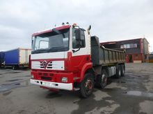 Used FODEN ALPHA 300