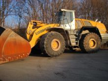 2008 LIEBHERR L 586 wheel loade