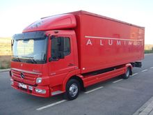 2007 MERCEDES-BENZ Atego 818 cl