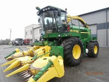 2011 JOHN DEERE 7350i forage ha