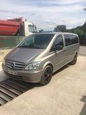 2012 MERCEDES-BENZ VITO minivan