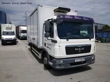 2009 MAN TGL 12.180 closed box