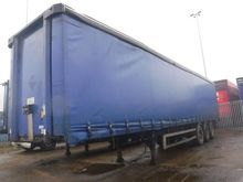 Used SDC CURTAINSIDE