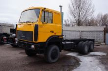 2015 MAZ 6317H5-482-001 chassis
