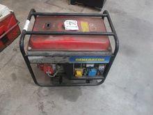 110V-230V generator by auction
