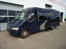 1999 MERCEDES-BENZ Sprinter 412
