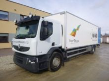2009 RENAULT PREMIUM 370 closed