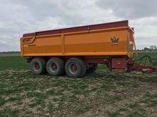 VEENHUIS JVK25000 tractor trail