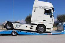FGM 19 AF car transporter semi-