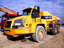 2003 MOXY MT31 articulated dump