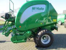 Used 2015 MCHALE F55