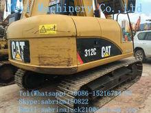 CATERPILLAR 312C excavator trac