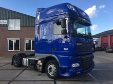 2011 DAF FT XF 105.460 SSC / LO