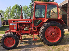 1999 MTZ 82 wheel tractor