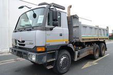 2010 TATRA T 815 dump truck