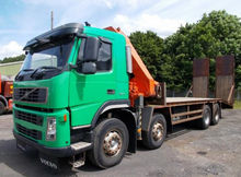 2007 VOLVO tow truck