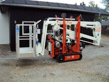 2015 Easy Lift R130 articulated