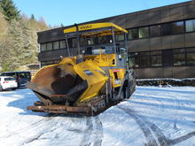 2006 VÖGELE Super 1800 crawler