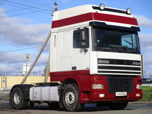 2003 DAF XF95 tractor unit