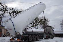 2000 BENALU grain truck semi-tr