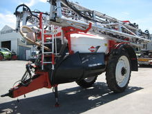 2011 KUHN METRIS 4100 trailed s
