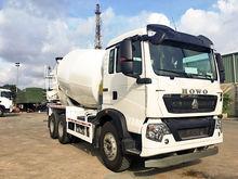 2017 HOWO T5G concrete mixer tr