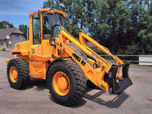 2000 JCB 416 HT wheel loader