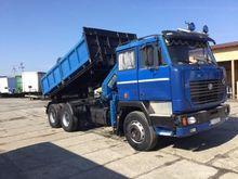 1997 JELCZ P642K dump truck