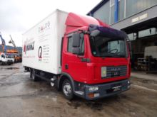 2008 MAN 7.150 LBW closed box t