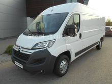 2016 CITROEN Jumper L3H2 closed