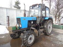2011 MTZ MTZ-82.1 wheel tractor