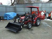 HONDA TX18DT mini tractor
