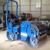 2005 DYNAPAC mini road roller