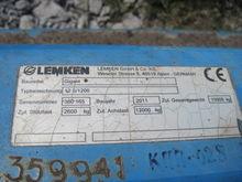 Used 2011 LEMKEN Gig