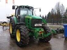 2011 JOHN DEERE 7530 wheeled tr