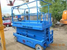 2007 UPRIGHT MX32 scissor lift