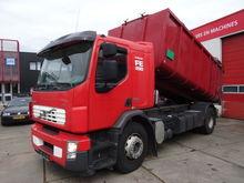 2008 VOLVO FE280 dump truck