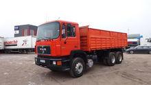 1993 MAN 26.372 dump truck