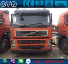 2012 VOLVO FM12 dump truck