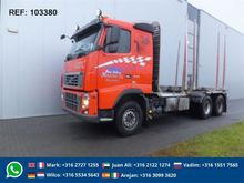 2010 VOLVO FH16.600 timber truc